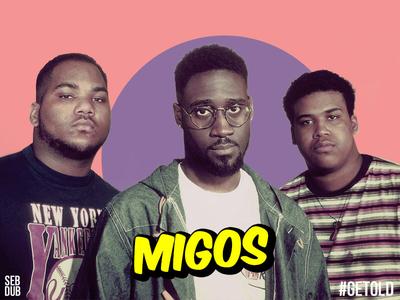 Get Old #4 generation music hip hop