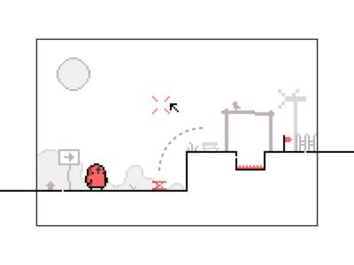 N E X T level design character pixel art minimalism game design 8-bit illustration pixelart