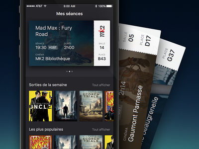 Tickets movies showtime mobile tickets ticket theater cinema ios iphone