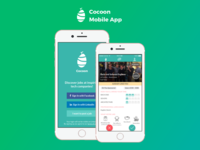 Cocoon Mobile App