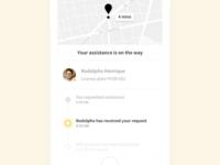 Roadside Assistance Tracking