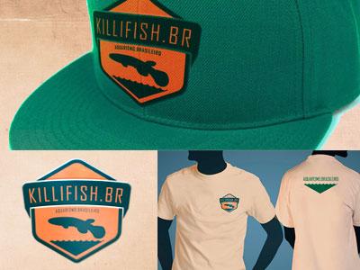 Killifish.Br merchandise
