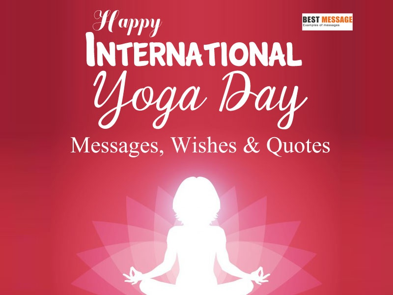 International Yoga Day Messages Wishes By Best Message On Dribbble