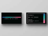 MUA Business Card