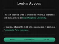 loubna.fr vcard
