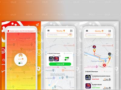 E-sport UI (2/3) esport ui esport app ui userinterface ui  ux ui mobile app ui mobile ui design ui app app