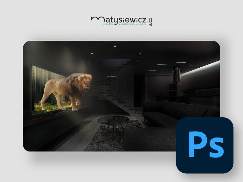 Photo Manipulation: Realistic Nature matte painting photo manipulation photoshop design