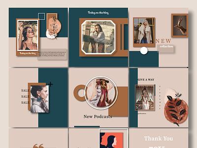 INSTAGRAM graphic design design social media banner banner facebook post facebook canva illustrator instagram story instagram post social media social media post instagram branding