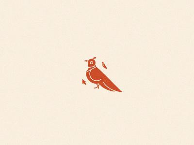 Los Faisanes logo bird logo noise beige mexican birds bird icon red salsa faisan bird