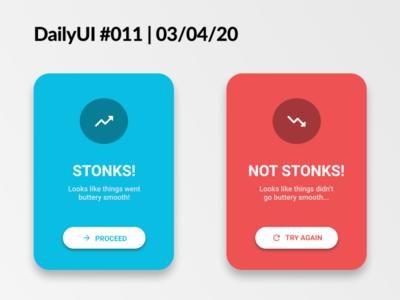 #DailyUI 011 -Flash Message