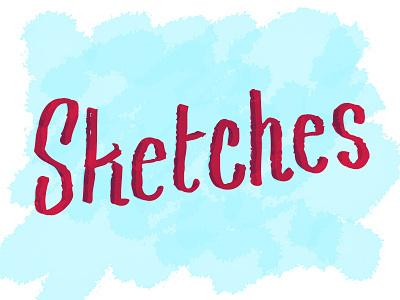 Sketchy Lettering sketchy lettering tablet brush