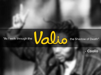 Designa's Paradise pun parody valio competition black white proxima coolio yellow