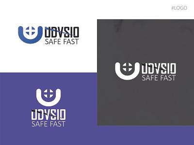 Letter logo U+Firstaid new designerliton