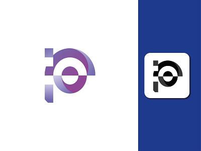 P-Letter Logo designerliton brand guideline brarnd branding brand identity graphic design ui logo design logo type colors clean brand book brand design minimal