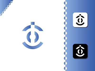 Minimal Logo design gradient modern creative designerliton people logos monogram icon design vector lettering design logo minimal illustration branding