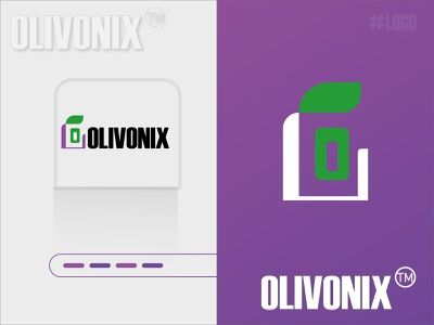 OLIVONIX - Minimal logo design logo best pro vectbest ilustration design vector clean icon minimal branding logodesign olivonix
