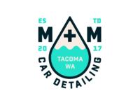M + M Car Detailing.