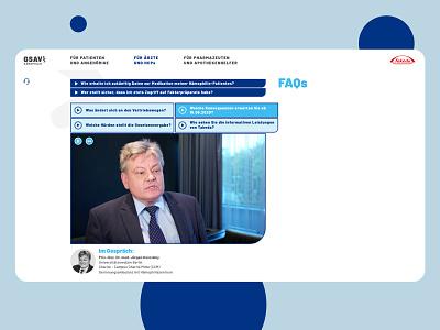 Info Website on Hemophilia and Medical Laws service faqs faq video pharmaceutical law hemophilia webdesign website medical