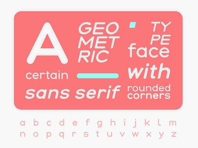 Infant | Typeface Design