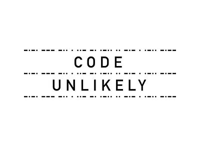 codeunlikely pattern logo logo