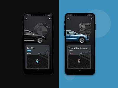 Personal Vehicle Tracking dashcam ios gps tracker