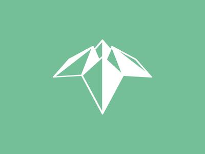 Fritid.dk valleys logo design