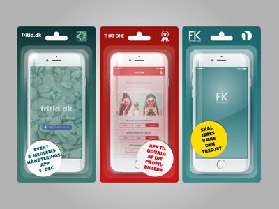Iphone Packaging job application app packaging digital