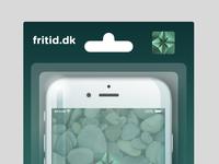 Iphone Packaging closeup