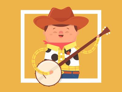 Woody woody pixar country cowboy toystory
