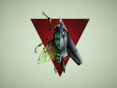 Insects.3 aviation aircraft aeroplane plane artwork art adobe ilustrator adobe illustration art illustration illustrator vector illustration vectorart vector art vectors vector