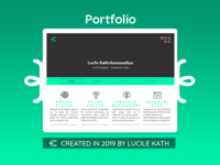 Portfolio - UI / UX Designer