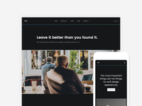 BLK - WordPress Theme
