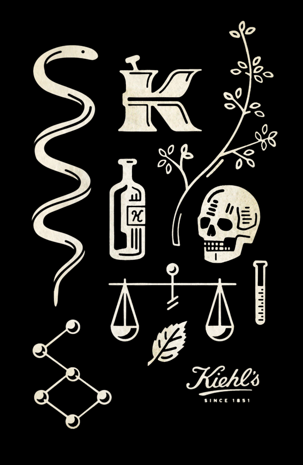 Kiehl's wallpaper