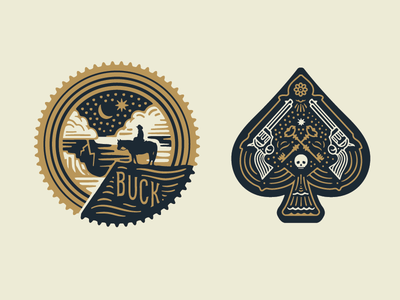 Drifters patches apparel graphics identity typography branding illustration