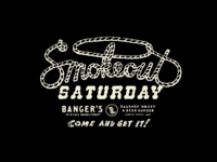 Banger's Smokeout Saturday