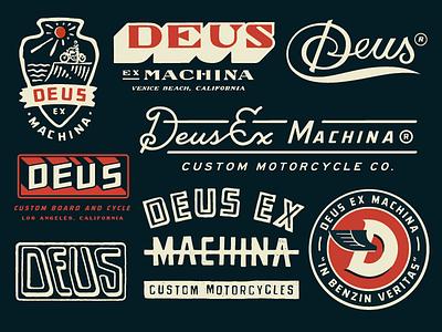 Neighborhood Studio - DXM Compilation patches apparel graphics identity typography branding illustration