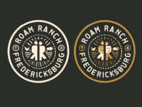 Roam Ranch Badge