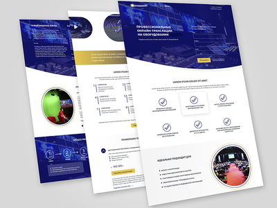 Website design interface landing page ux ui responsive webdesign uiux website web