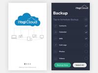 Cloud Backup Mobile App