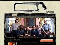 Hackensaw Boys Website