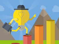 Startup Services Illustration