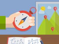 Strategic Advisory Services Illustration