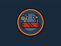 Innovative - Core Values Badge