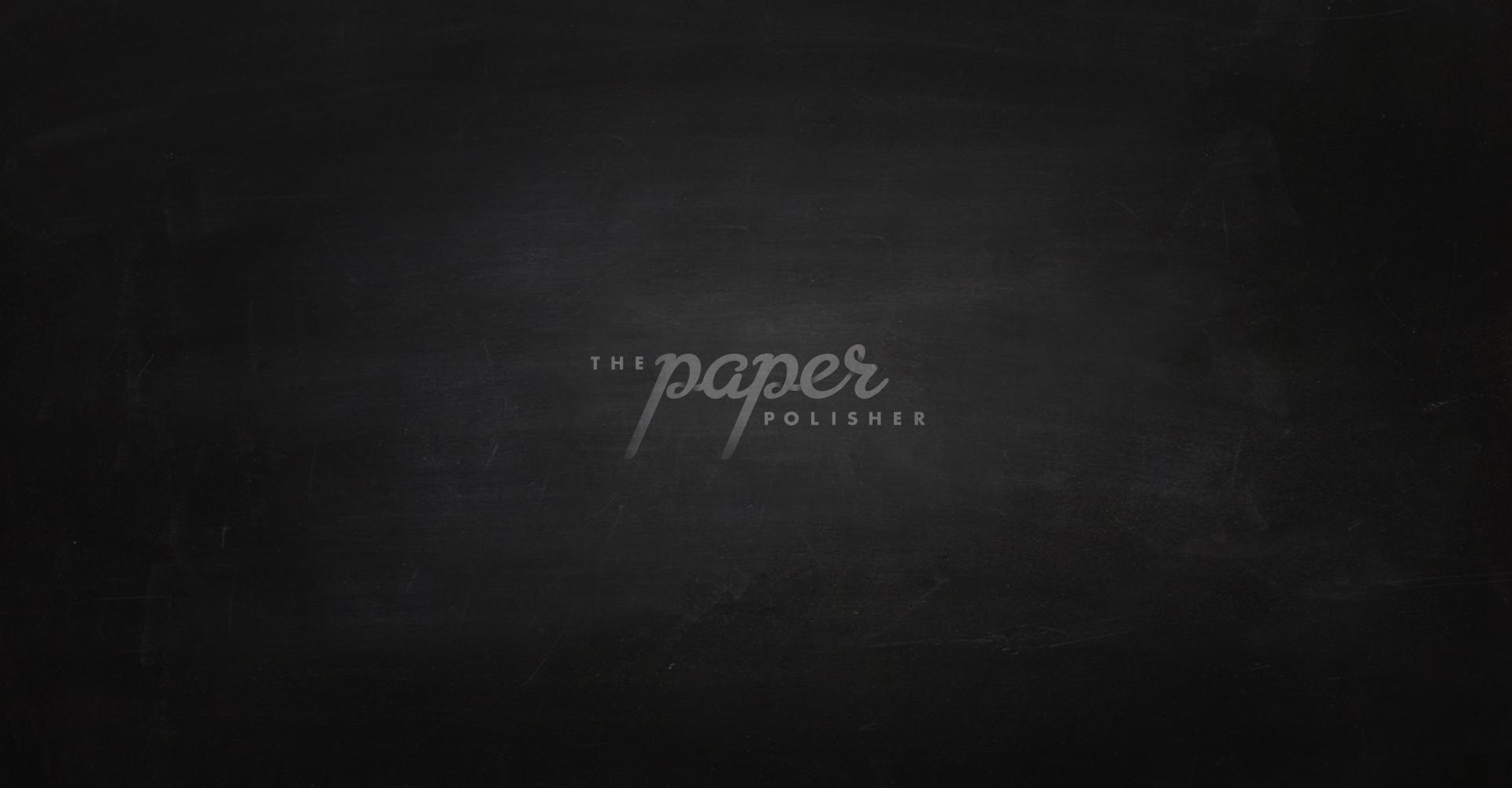 Paperpolisher header