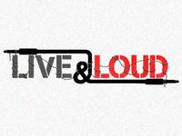 Live &Loud Logo