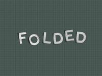 Folded Logo