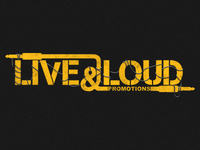 Live & Loud Logo Revisited...