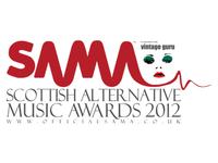 Scottish Alternative Music Awards™ (SAMA™) Full Logo.