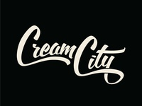Cream City Lettering