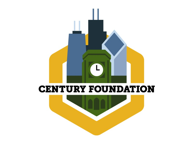 Century Foundation Logo education logomark logo foundation school lane tech chicago